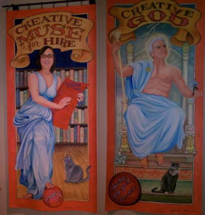 Banner Creation:  BannerQueen.com