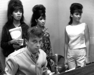 Ronnie Spector and the Ronettes (Photo Credit: thoughtontracks.com)